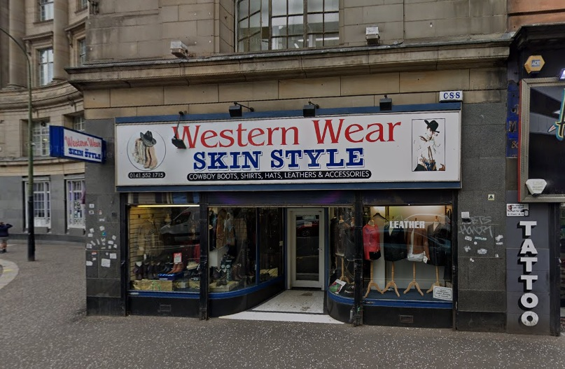 15-17 High Street, Trongate, Glasgow G1 1LX – Business For Sale