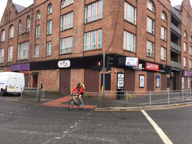 155 Wallace Street, Glasgow G5 8ND – Available Now