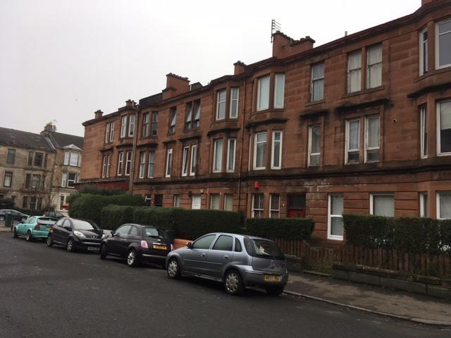 3 Percy Street, Flat 2-2, Glasgow, G51 1NZ – Available 01-11-2020