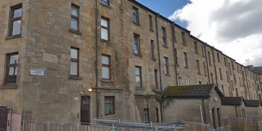 9A Angus Street Flat 1-2 Springburn Glasgow G21 1DN – Available 15-11-2018
