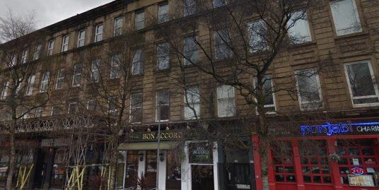 155 North Street Flat 2-2 Glasgow G3 7DA – Available Now