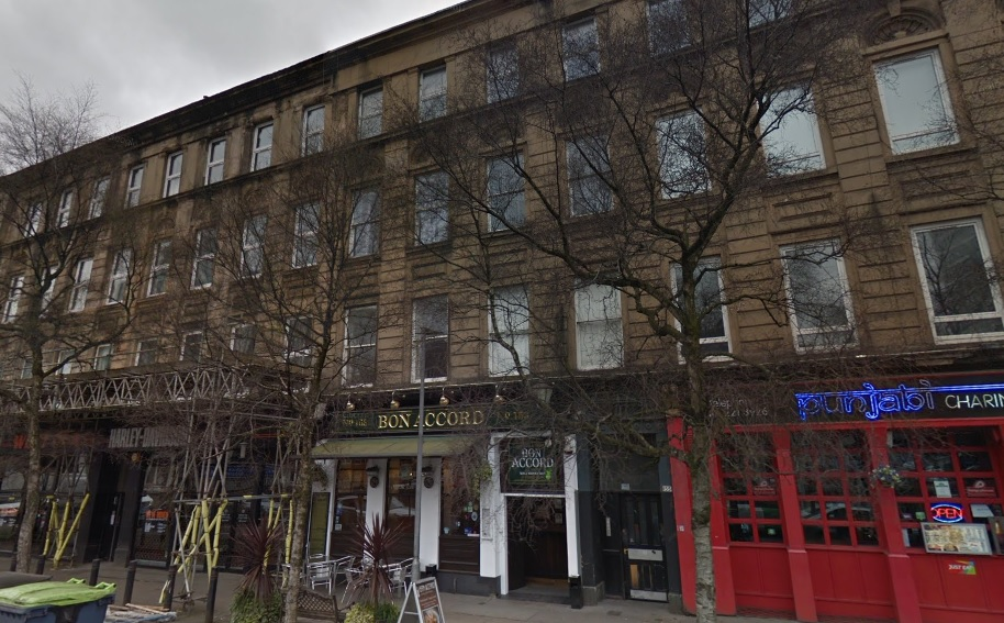155 North Street Flat 2-2 Glasgow G3 7DA – 07-09-2019