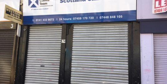 174 Allison Street, Glasgow, G42 8RR – Available Now