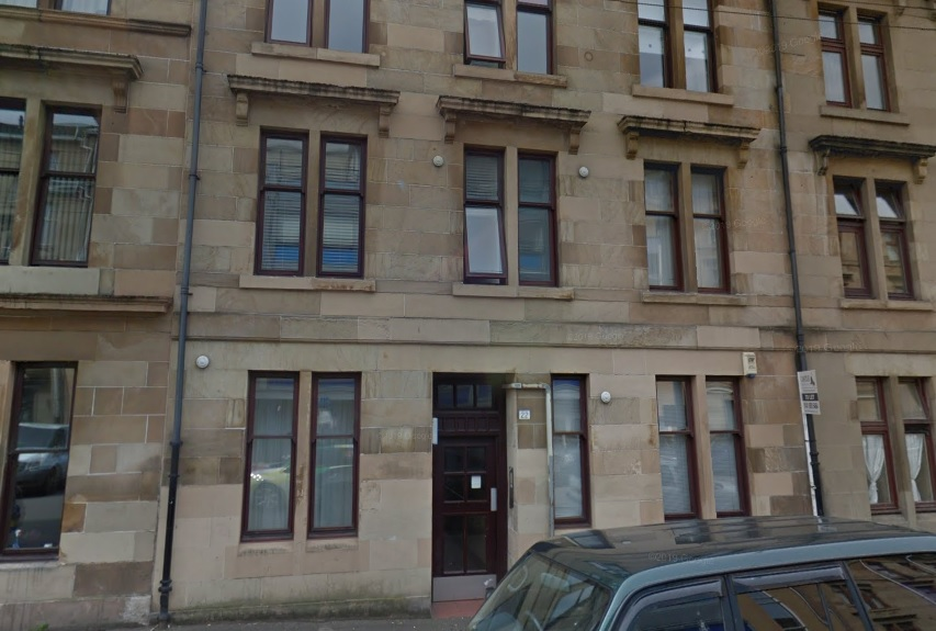 22 Bankhall Street Flat 1-1 Glasgow G42 8JR – Available Now