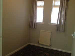 Small bedroom 2nd Sept 14