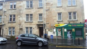 19 Seedhill Road, Flat 1-2 Paisley PA1 1RT – Available 13-09-2019