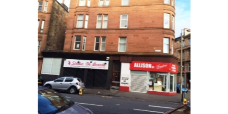 80 Niddrie Road Flat 1-3 Glasgow G42 8PU – Available 06-04-2018