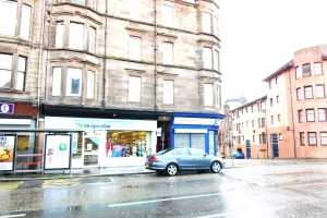 11 Broomlands Street Flat 2-1 Paisley PA1 2LS – Available Now