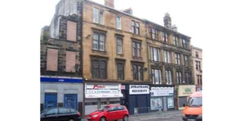 27 Moss Street, Flat 2-2 Paisley PA1 1DJ – Available 01-01-2018