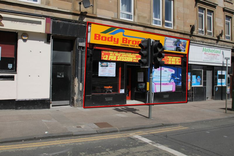 635-637 Duke Street Glasgow G31 1QA – Available Now