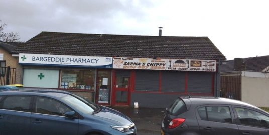 ****INDIAN TAKEAWAY/CHIP SHOP FOR SALE**** 54A Abercrombie Crescent BARGEDDIE G69 7SP