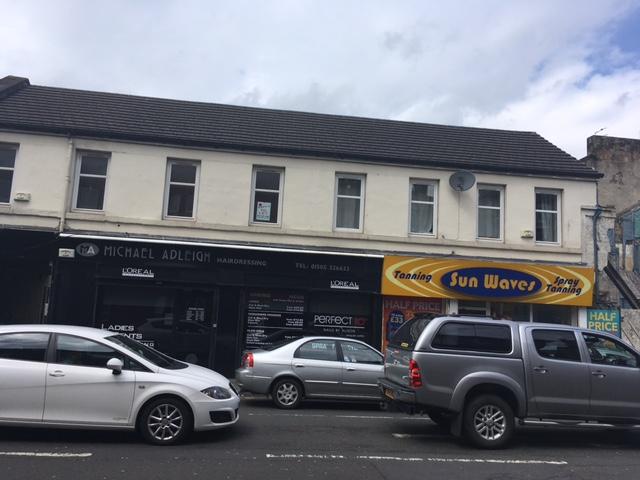 4B MacDowall Street Johnstone PA5 8QL – Available Now