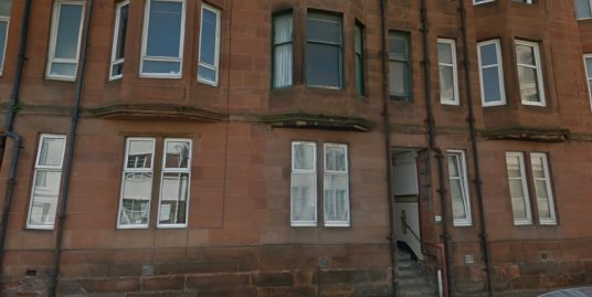162 Newlands Road Flat 0-1 Glasgow G44 4ES – Available Now