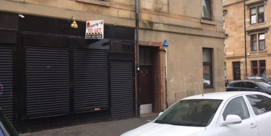 6 Bankhall Street Govanhill Glasgow G42 8JR – Available Now
