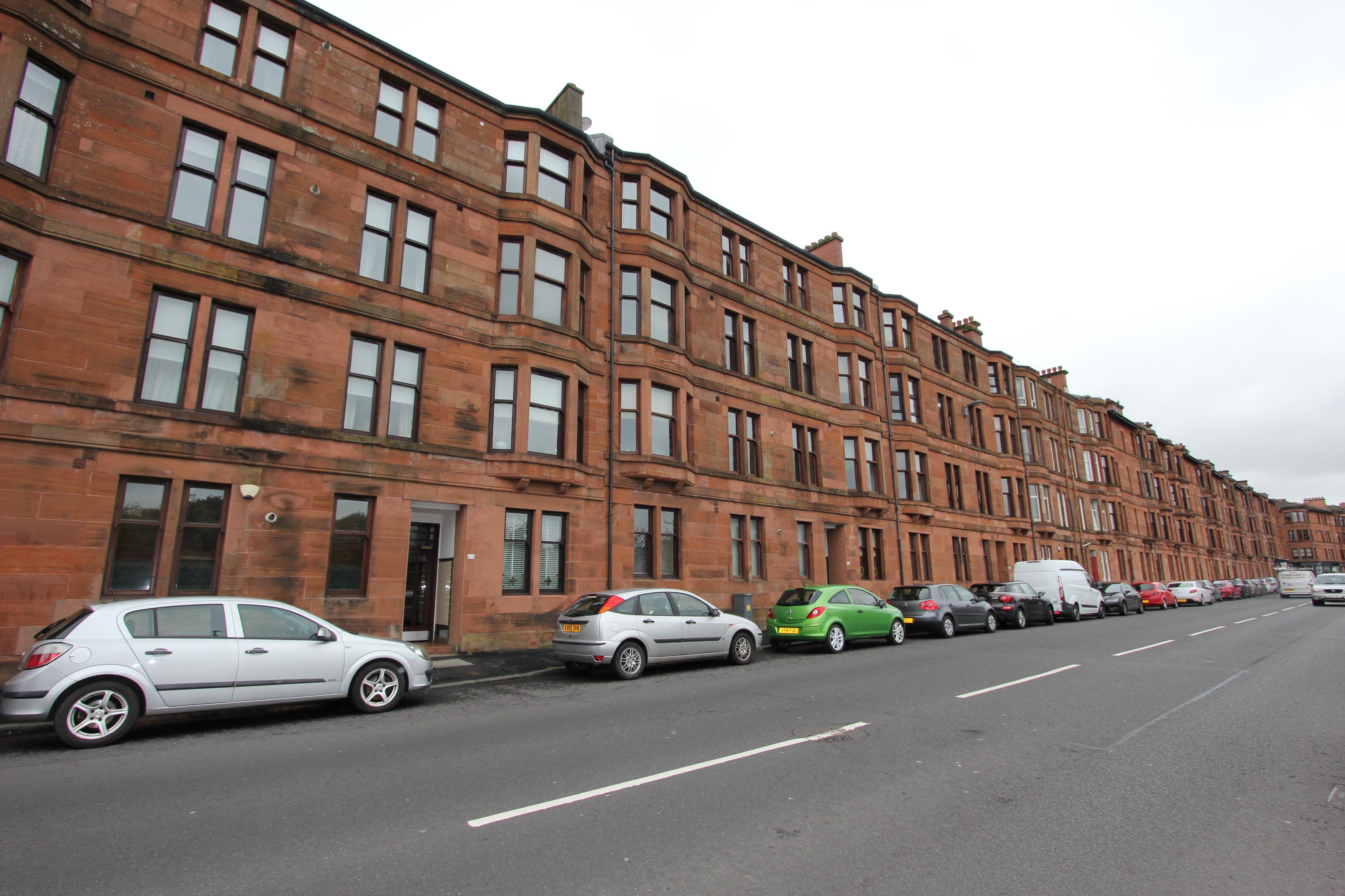 185 Holmlea Road Flat 0-2 Glasgow G44 4AA – Available Now