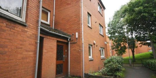 57 Elphinstone Place Flat 1-1 Glasgow G51 2NG – Available 01-12-2019