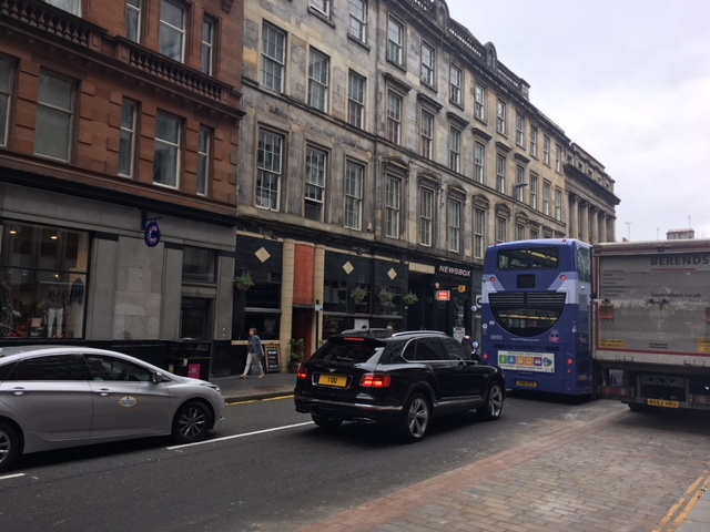 75 Queen Street Flat 1-2 Glasgow G1 3BZ – Available 01-02-2020
